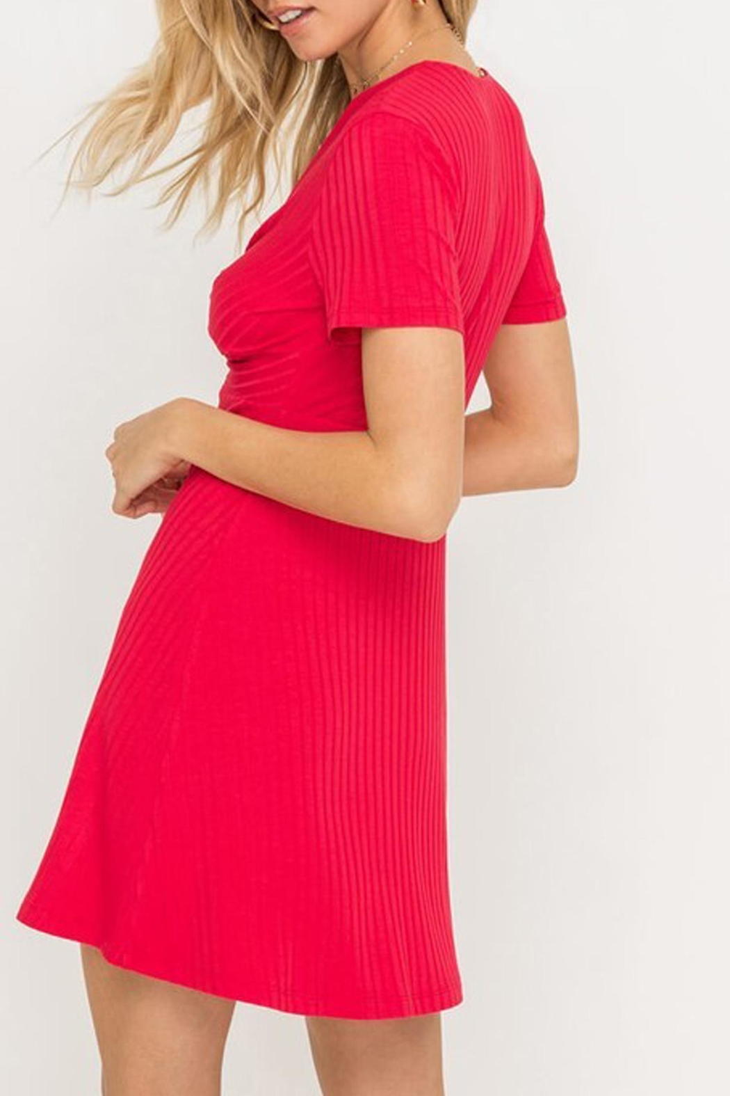 Lush The Amy Dress - Front Full Image