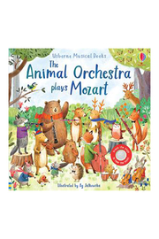 Usbone The Animal Orchestra Plays Mozart - Front cropped
