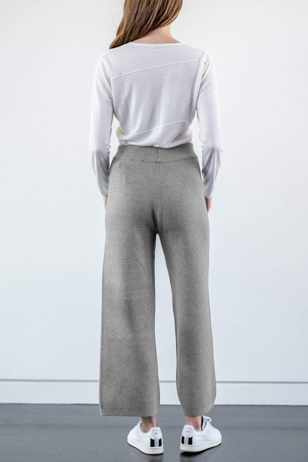 Mer Sea The Anywear Palazzo Pant - Side Cropped Image