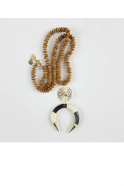 Fabulina Designs Asha Necklace - Front cropped