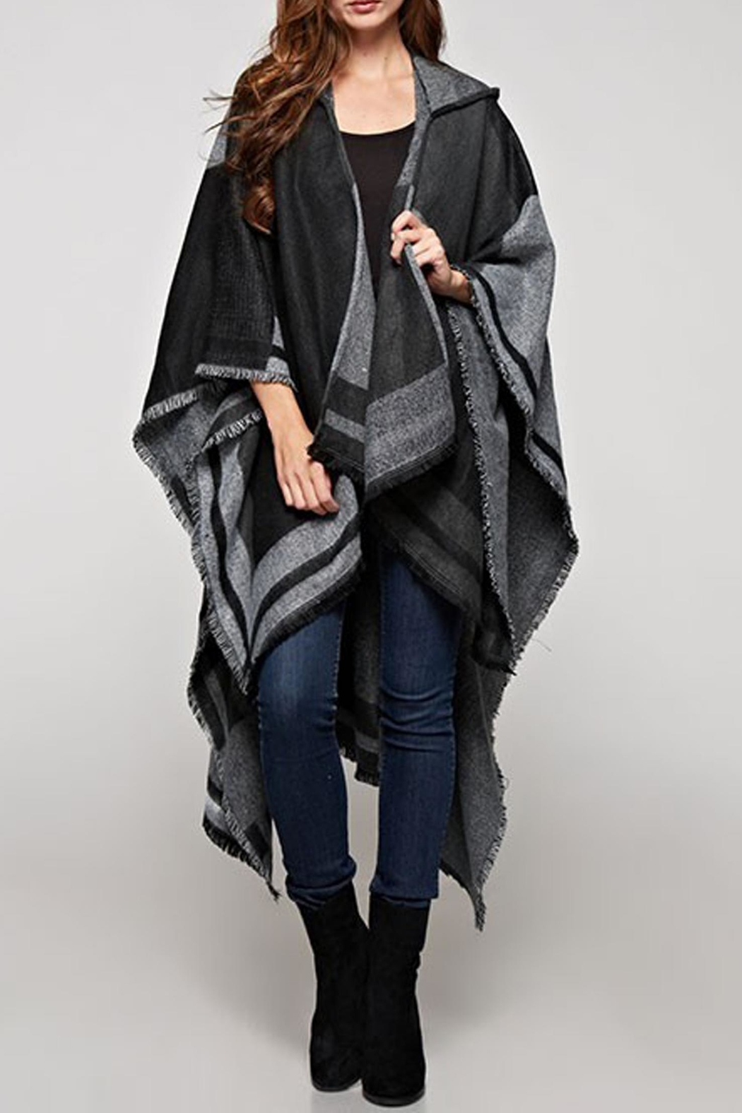 Lovestitch The Avery Poncho - Main Image