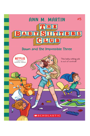 Scholastic The Baby-Sitters Club #5: Dawn and the Impossible Three - Product Mini Image