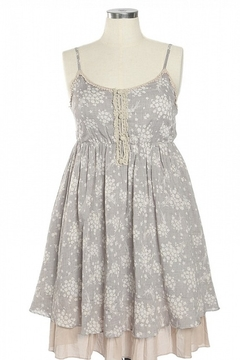 A'reve Plus The BabyDoll Dress - Product List Image