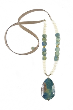 Fabulina Designs The Bagsby Necklace - Alternate List Image
