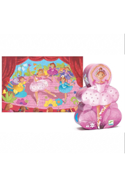 Djeco The Ballerina With The Flower 36 Piece Puzzle - Product Mini Image
