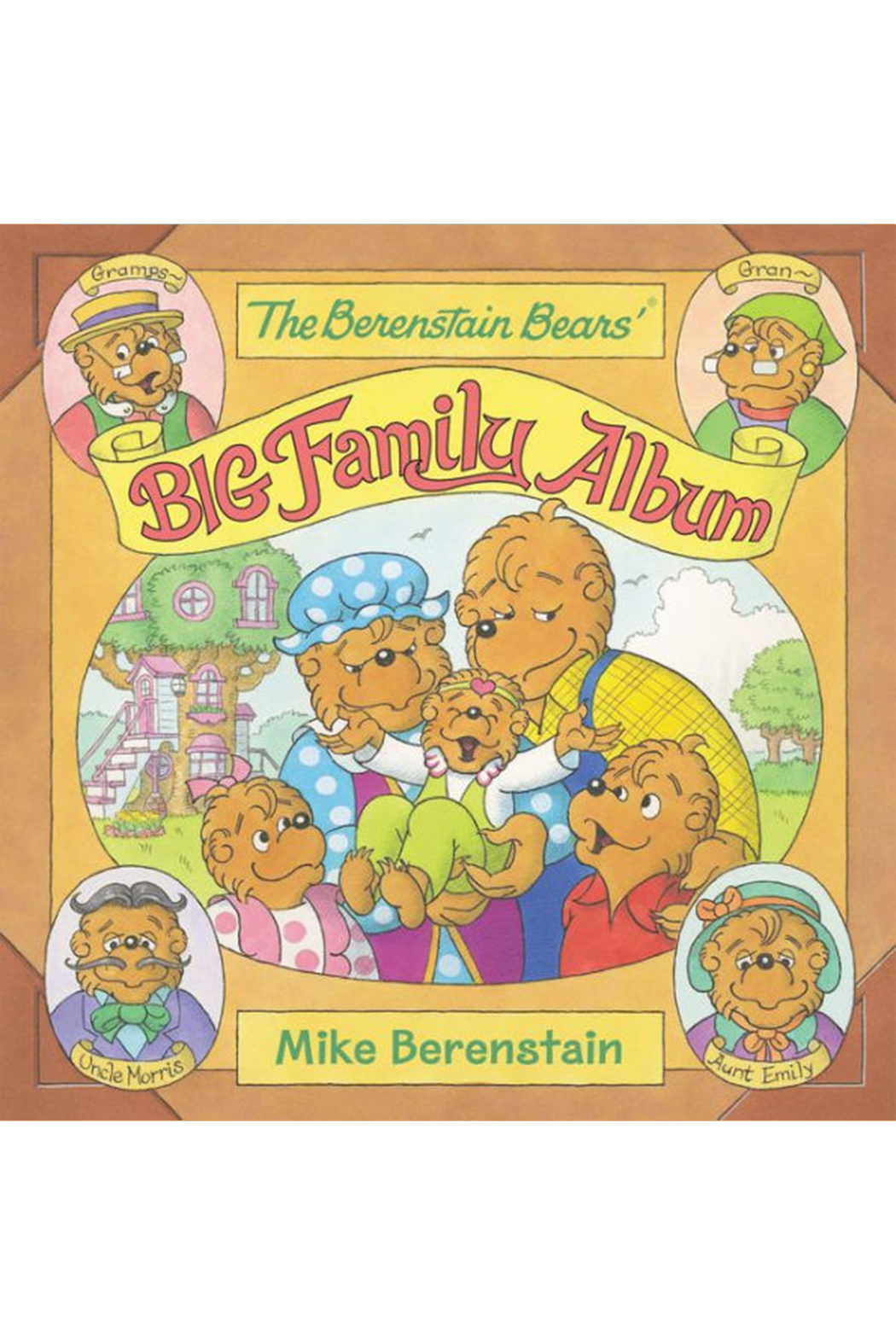 Harper Collins Publishers The Berenstain Bears Big Family Album - Main Image