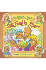 Harper Collins Publishers The Berenstain Bears Big Family Album - Front cropped