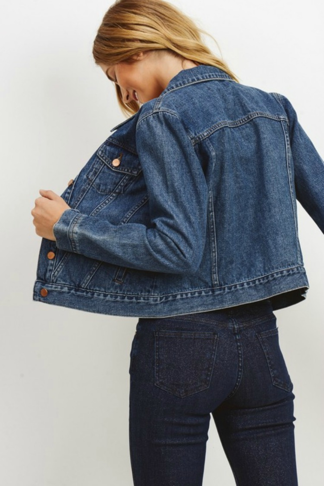 Just Black Denim THE BEST OF THE 80'S - Side Cropped Image