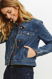 Just Black Denim THE BEST OF THE 80'S - Front full body