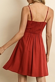 dress forum The Beverly Dress - Back cropped