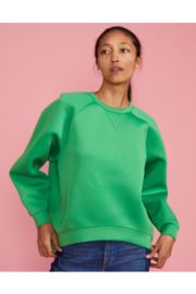 Cynthia Rowley The Bonded Sweatshirt - Front cropped