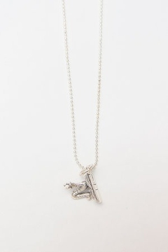 folklore & fairytales The book worm storybook necklace - Product List Image