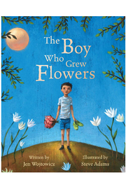 Barefoot Books The Boy Who Grew Flowers - Product Mini Image