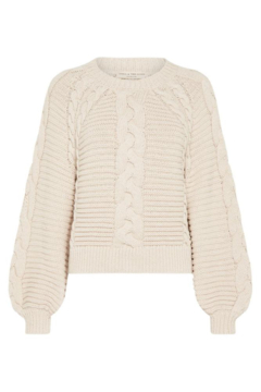 Spell & the Gypsy Collective The Brunch Cable Knit Sweater - Alternate List Image