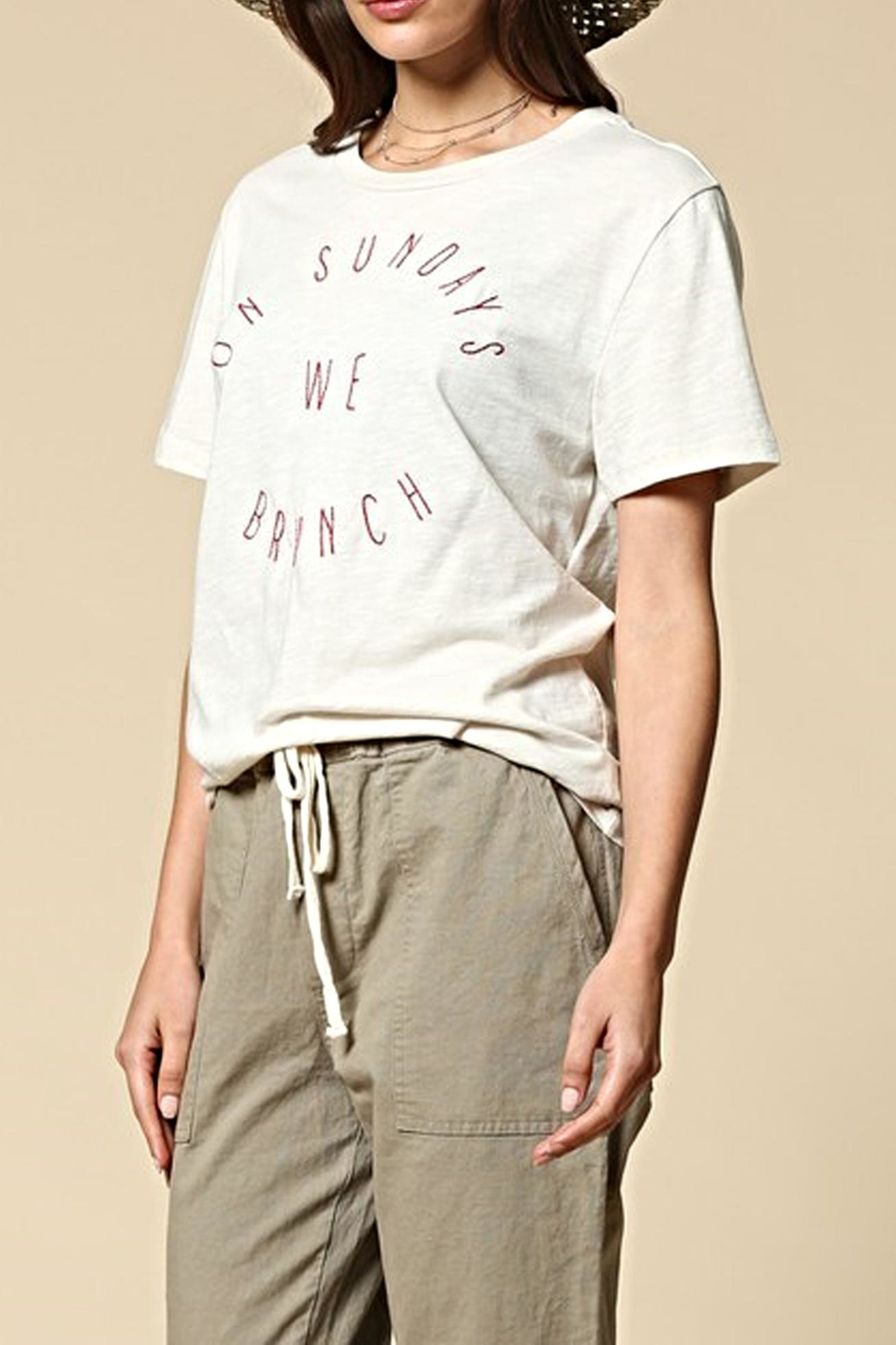 By Together The Brunch Tee - Front Full Image