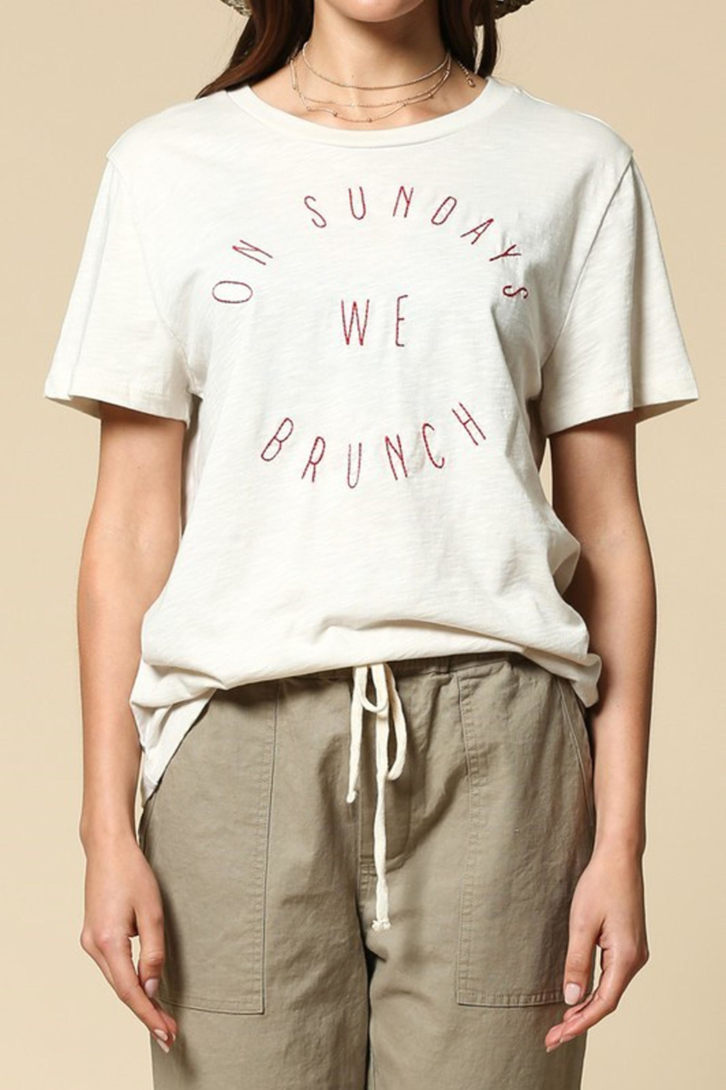 By Together The Brunch Tee - Main Image