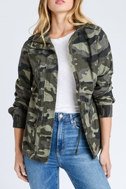 Style Trolley The Cami Jacket - Front full body