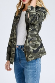 Style Trolley The Cami Jacket - Back cropped