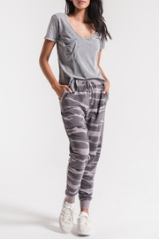 z supply The Camo Jogger - Front cropped