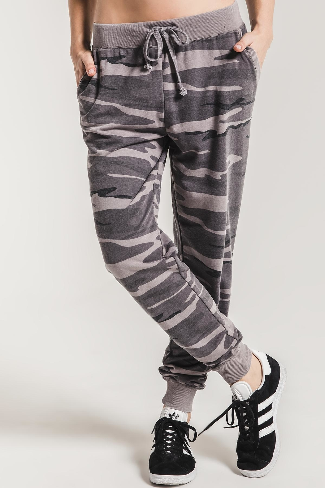 z supply The Camo Jogger - Side Cropped Image