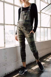z supply The Camo Overalls - Product Mini Image