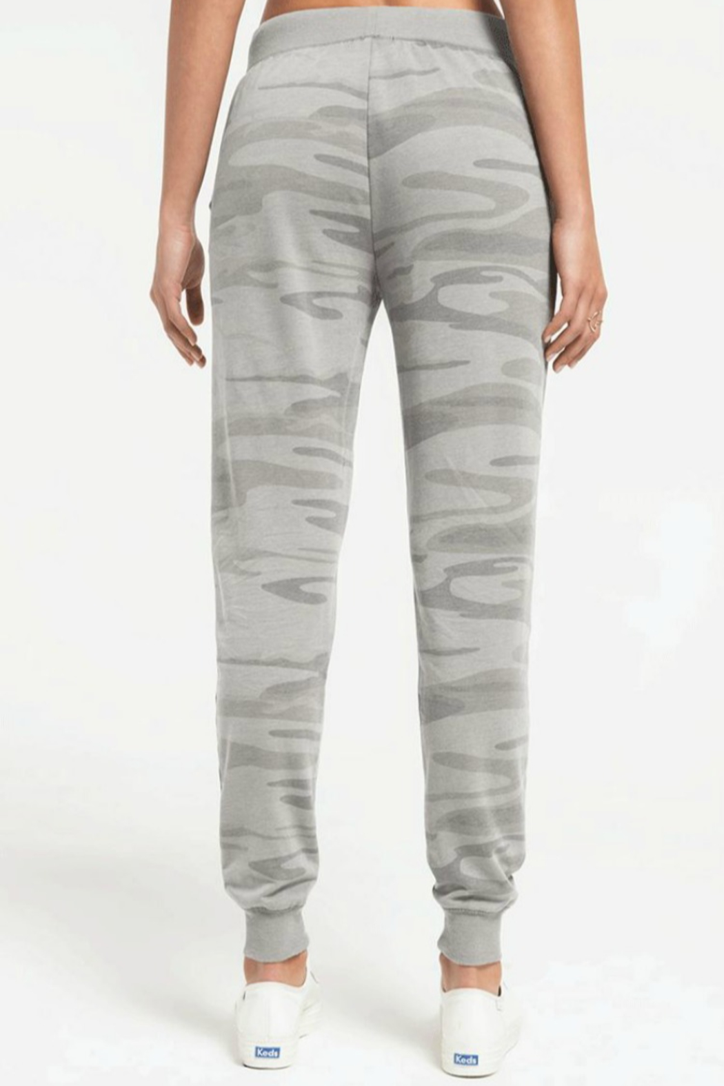Zsupply The Camo Pant - Side Cropped Image