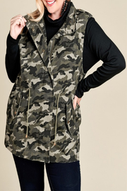 Oddi The Camo Vest - Product Mini Image