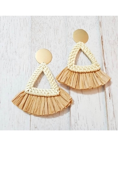 Fabulina Designs The Carmen Earrings - Product List Image