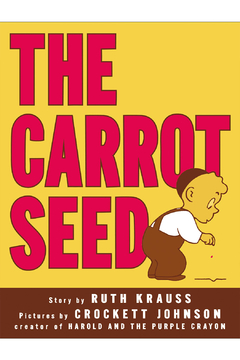 Harper Collins Publishers The Carrot Seed - Alternate List Image