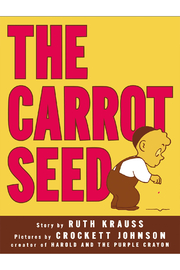 Harper Collins Publishers The Carrot Seed - Front cropped