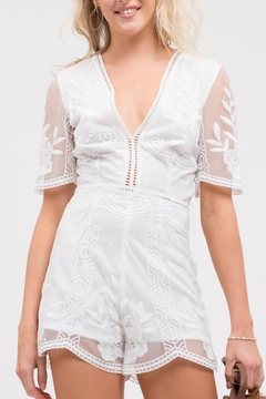 Shoptiques Product: The Casablanca Romper