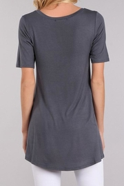 Chris & Carol The Cassia Top - Front full body