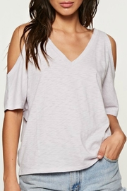 Love Stitch The Casual Cold-Shoulder - Product Mini Image