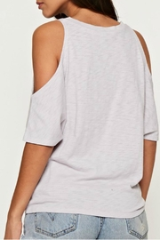 Love Stitch The Casual Cold-Shoulder - Front full body
