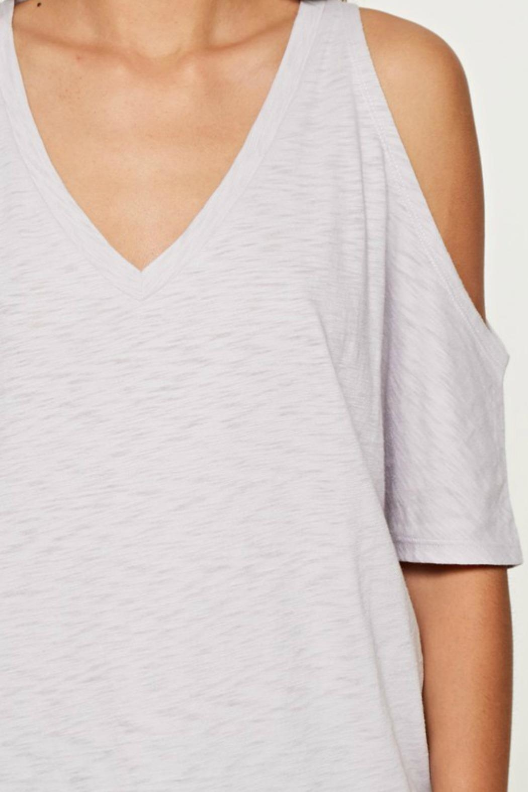 Love Stitch The Casual Cold-Shoulder - Side Cropped Image