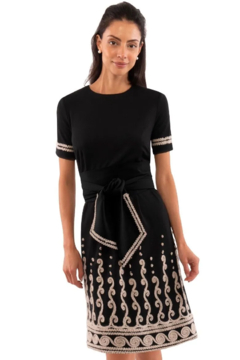 Gretchen Scott The Charmer Embroidered Dress - Product List Image