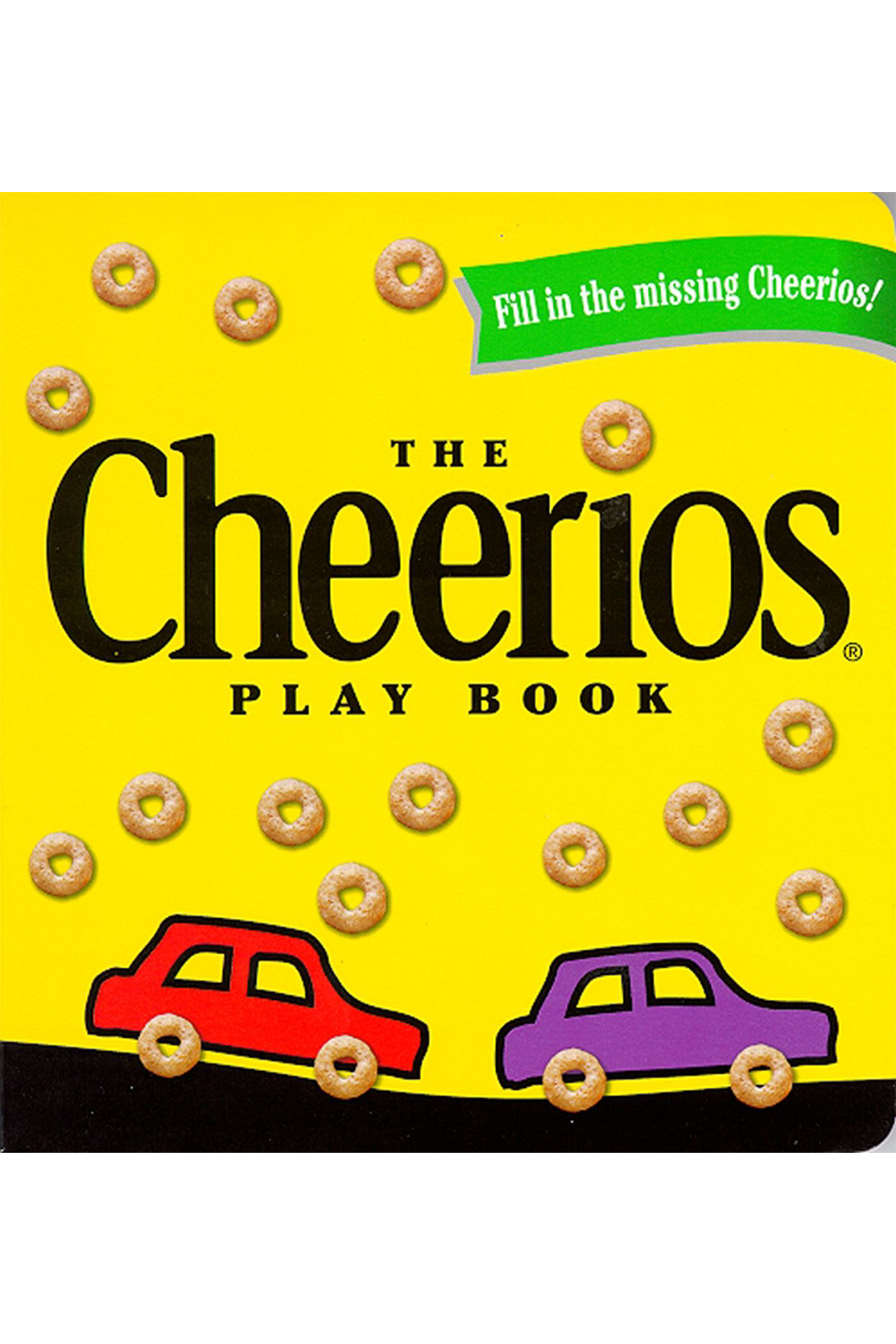 Simon and Schuster The Cheerios Play Book - Main Image