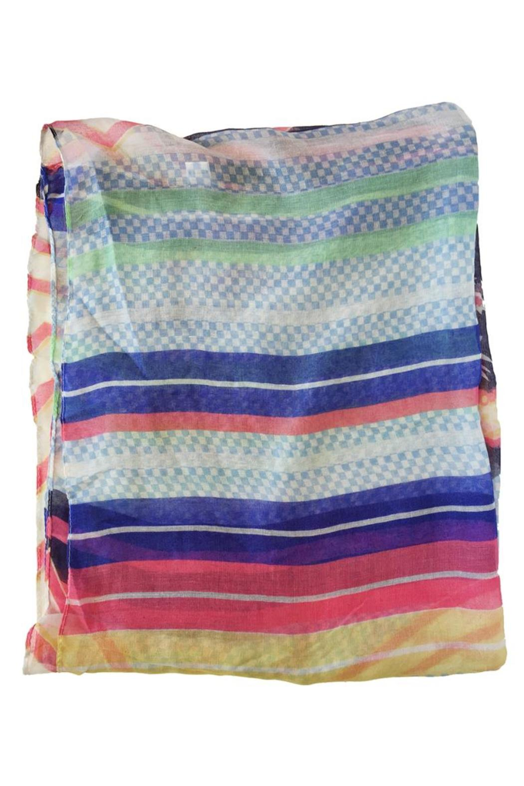 Glam Squad Shop The Chintel Scarf - Side Cropped Image