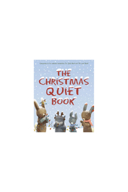Houghton Mifflin Harcourt  The Christmas Quiet Book - Front cropped