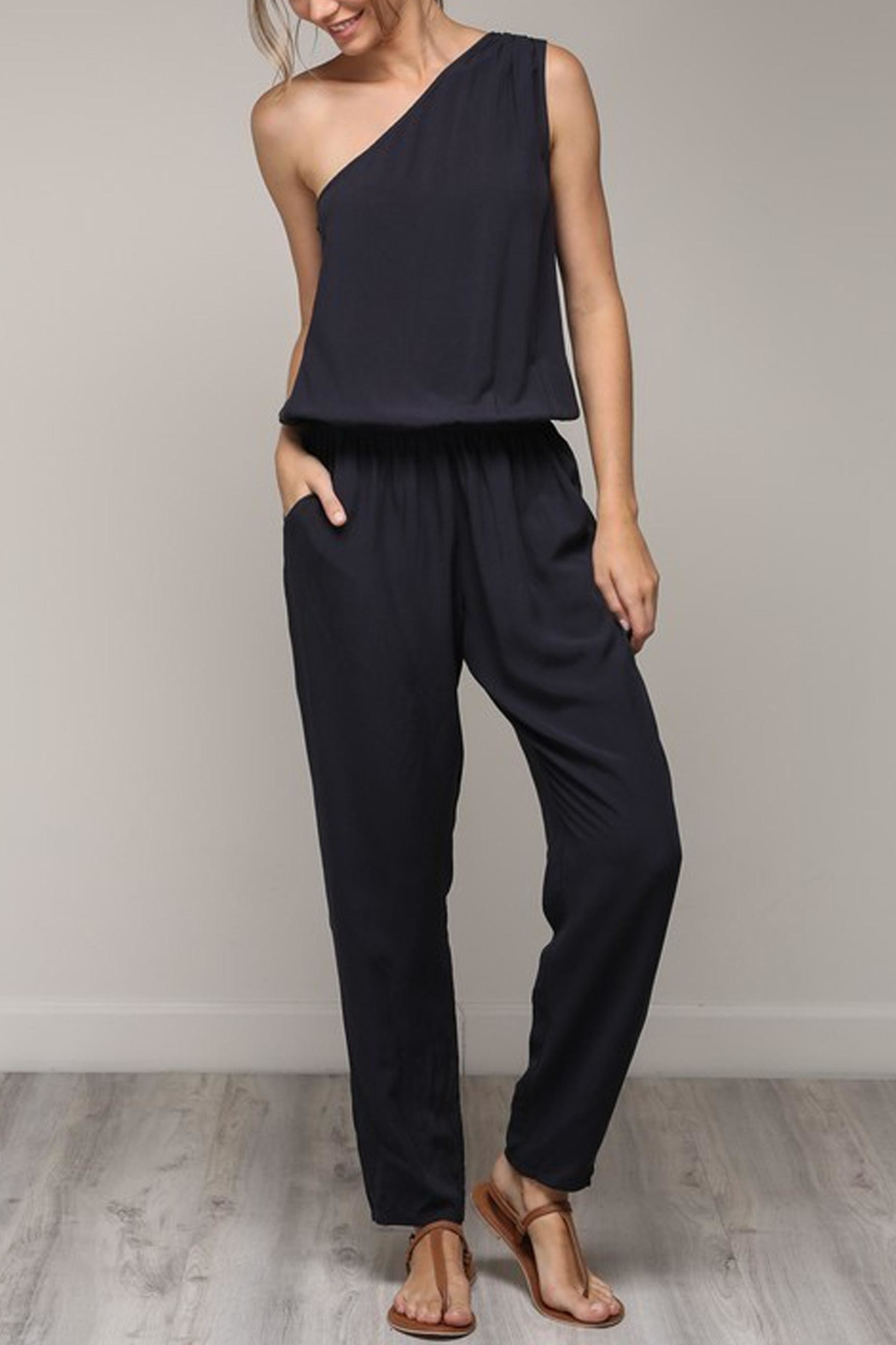 Nadia The Claire Jumpsuit - Main Image