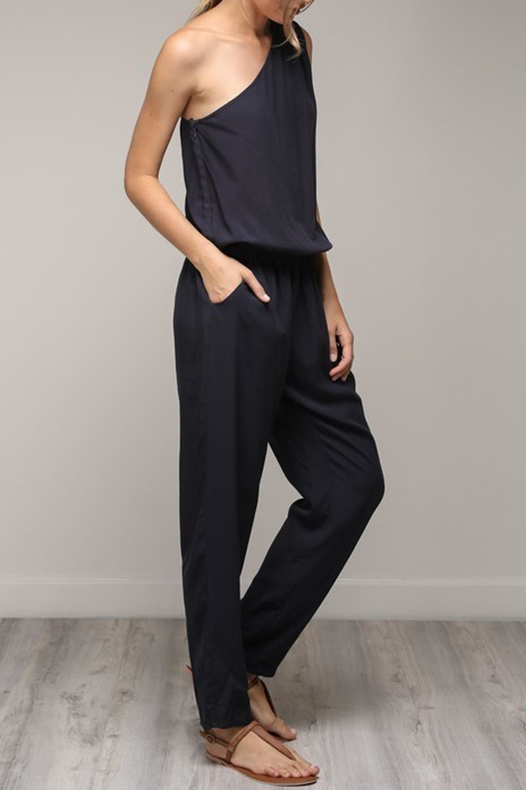 Nadia The Claire Jumpsuit - Front Full Image
