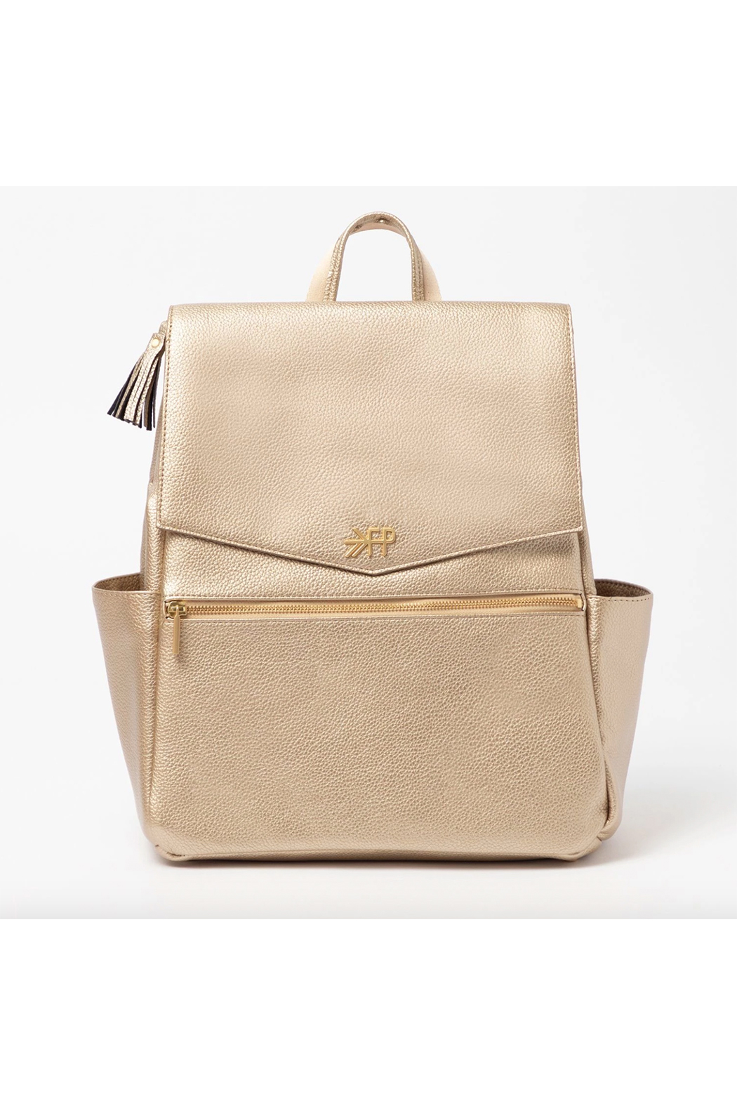 Freshly Picked The Classic Diaper Bag - Front Cropped Image