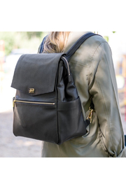 Freshly Picked The Classic Diaper Bag - Front full body