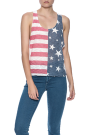 The Classic Flag Crop Top - Product Mini Image