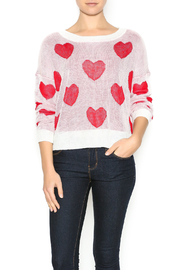 The Classic I Heart You Sweater - Front cropped