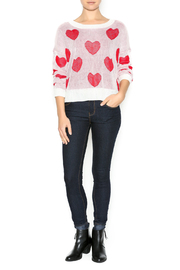 The Classic I Heart You Sweater - Front full body
