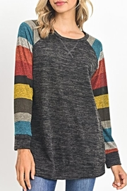 Jodifl The Claudia Top - Front cropped