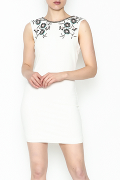 the clothing company Beaded Sheath Dress - Product List Image