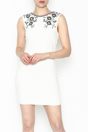the clothing company Beaded Sheath Dress - Product Mini Image