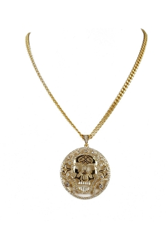 Fabulina Designs Coco Necklace - Product List Image